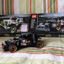 Lego Technic 42046 e 42047 - Sem faixa etaria - Lego
