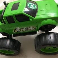 Super Carro Off Road - Lanterna Verde -  - Mattel
