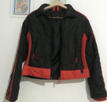 jaqueta de inverno impermeável e acolchoada - donna tam.14/16 - 14 anos - Marca não registrada