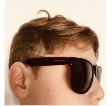 óculos infantil triton 6/10 anos - Sem faixa etaria - triton