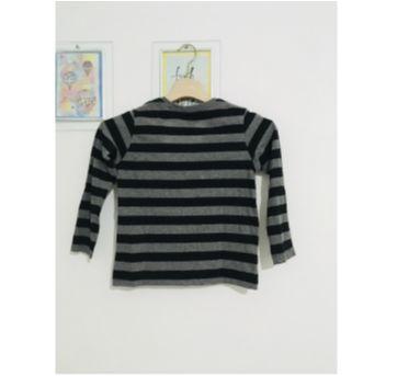 camisa infantil manga longa 5/6a - 5 anos - Fuzarka