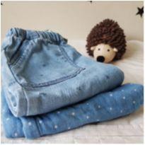 lote 2 calças bebê zara - 6 a 9 meses - Zara Baby