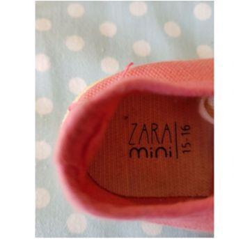 sapatinho recém nascido zara - 15 - Zara Baby