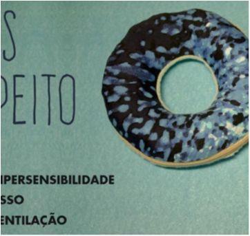 Rosquinhas de peito para proteção na amamentação - marca Samba calcinha - Sem faixa etaria - Não informada