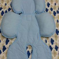 Almofada redutora anatômica para bebê conforto e carrinho -  - Papi