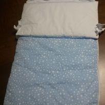 saco de dormir infantil dupla face -  - Artesanal