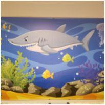 kit pós festa infantil com tema fundo do mar -  - Não informada