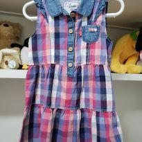 Vestido Levis - 18 a 24 meses - Levi`s