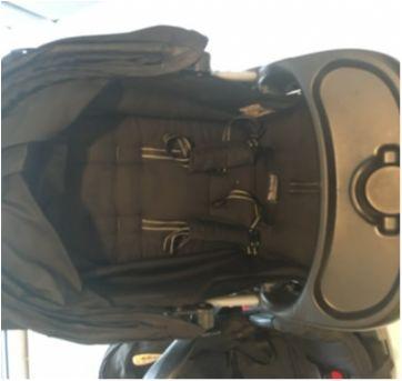 Carrinho Britax B-Agile + bebê conforto BSafe 35 - Sem faixa etaria - Britax