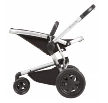 Quinny Buzz Xtra 2.0 Stroller in Rocking Black - Sem faixa etaria - Quinny