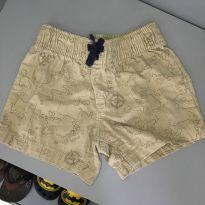 Shorts Carter's Safari - 9 meses - Carter`s
