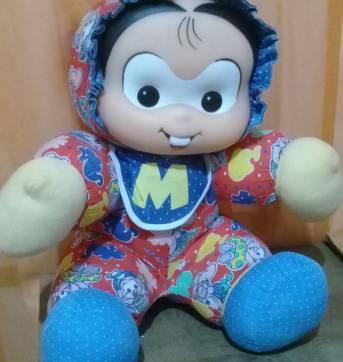 Boneca Mônica - Sem faixa etaria - Multibrink