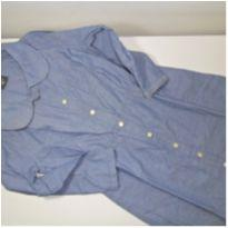 Vestido Jeans Hering - 4 anos - Hering Kids