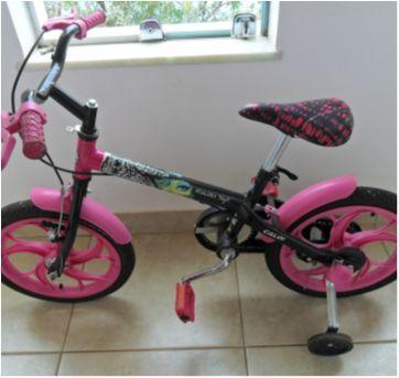 Bicicleta Caloi Monster High - Sem faixa etaria - Caloi