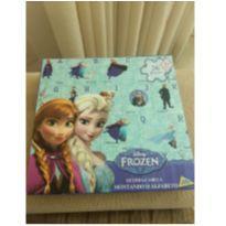 Quebra-cabeça Frozen -  - Jak