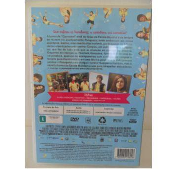 DVD Carrossel - O Filme. - Sem faixa etaria - DVD