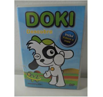 DVD DOKI Descobre - Sem faixa etaria - DVD