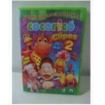 DVD COCORICÓ - Clipes Nº 2 -  - DVD