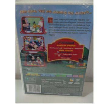 DVD A Casa do Mickey Mouse - Contos e Surpresas. - Sem faixa etaria - DVD
