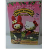 DVD HELLO KITTY VILA DA FLORESTA -  - DVD