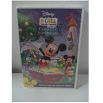 DVD A Casa do Mickey Mouse - Contos e Surpresas. -  - DVD