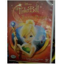 DVD TINKERBELL E O TESOURO PERDIDO -  - DVD