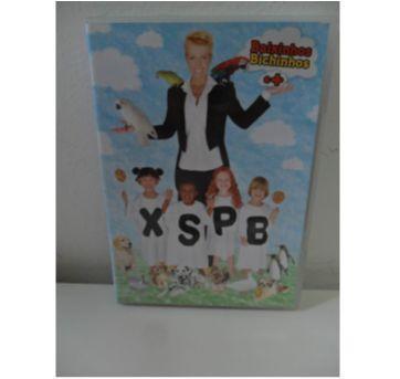 DVD XUXA XSPB 11. - Sem faixa etaria - DVD