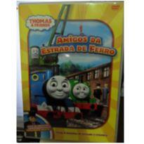 DVD THOMAS & FRIENDS - AMIGOS DA ESTRADA DE FERRO -  - DVD