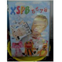 DVD XUXA XSPB 5, 6, 7 E 8. -  - DVD
