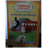 DVD THOMAS & FRIENDS - AJUDANDO OS AMIGOS. -  - DVD
