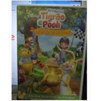 DVD TIGRÃO E POOH - DIVERSÃO AO AR LIVRE. -  - DVD