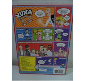 DVD XUXA SÓ PARA BAIXINHOS 12. - Sem faixa etaria - DVD