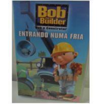 DVD BOB O CONSTRUTOR - ENTRANDO NUMA FRIA. -  - DVD