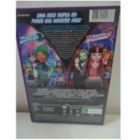 DVD MONSTER HIGH - DOIS FILMES. -  - DVD
