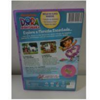 DVD DORA  - As Aventuras de Dora Na Floresta Encantada. -  - DVD