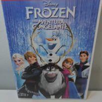 DVD + BLU-RAY FROZEN UMA AVENTURA CONGELANTE. -  - Disney