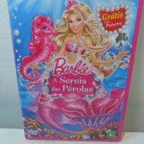 DVD BARBIE A SEREIA DAS PÉROLAS. -  - DVD