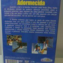 DVD A BELA ADORMECIDA -  - Video brinquedo