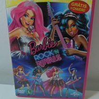 DVD BARBIE ROCK`N ROYALS. -  - DVD