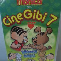 DVD TURMA DA MÔNICA - CINE GIBI 7 -  - DVD