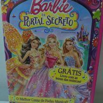 DVD BARBIE E O PORTAL SECRETO -  - DVD