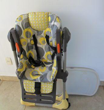 Cadeira para Alimentação Polly Dupla Fase Chicco - Sem faixa etaria - Chicco