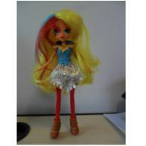 Boneca My Little Pony Equestria Girl Apple Jack -  - Hasbro
