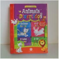 Livro Animais Divertidos -  - Ciranda Cultural