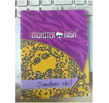 Boneca Monster High Clawdeen Wolf - Sem faixa etaria - Mattel