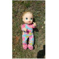 Boneca Baby Alive Bebê Manhosa - Hasbro -  - Hasbro