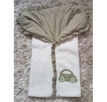 saco de dormir - porta bebê - Sem faixa etaria - Não informada