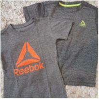 camisetas reebok originais - 4 anos - Reebok