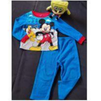 Pijama em Fleece Disney 4 anos - 4 anos - Disney