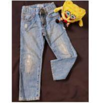 Calça Jeans Baby Gap 4 Anos - 4 anos - Baby Gap